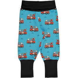 Meyadey/Maxomorra Pants Rib Fire Trucks