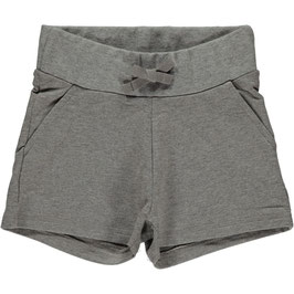 Maxomorra Sweatshorts Light Grey Melange