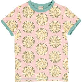 Maxomorra Shirt SS Fresh Lemon