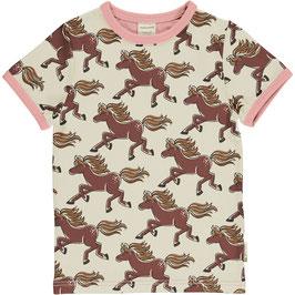 Meyadey/Maxomorra Shirt SS Horse