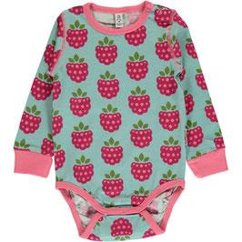 Maxomorra Body LS Raspberry/Himbeere