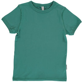 Maxomorra Basic Top SS Green Petrol