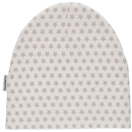 Maxomorra Stars Grey Hat 50% Rabatt