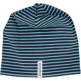 Geggamoja Topline Hat Marin/Turquoise