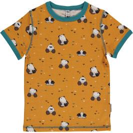 Maxomorra Shirt SS Mole/Maulwurf