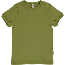 Maxomorra Basic Top SS Apple Green