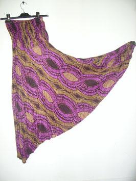 Sarouel afric Violet ou rose