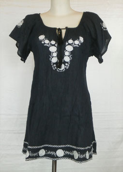 Tunique Raviya Noir