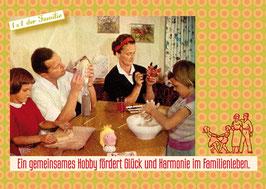 Familienhobby