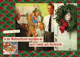 Weihnachtliches Verhalten