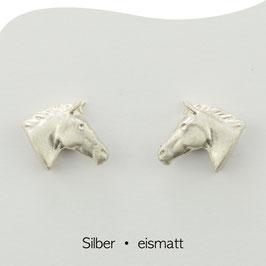 Ohrstecker • Pferdekopf • M