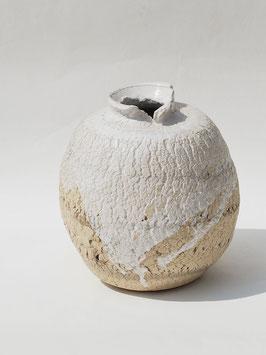 """Vase """"Ecorce"""" Rond"""
