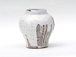 Vase Blanc Wabi