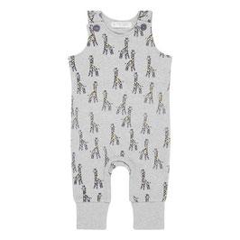 Willi Baby Sweat Overall / Giraffe von Sense Organics