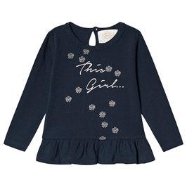 Shirt Girl LS von Creamie