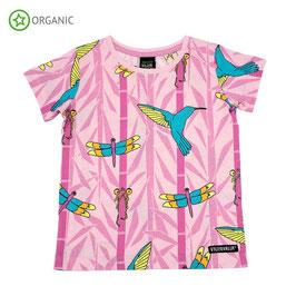 T-Shirt ( Libelle rose) von Viller Valla
