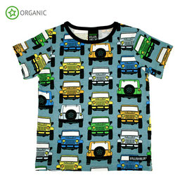 T-Shirt Safari Car von Viller Valla