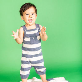 LUCA Knitted Baby Dungarees von Sense Organics