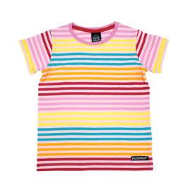 T-Shirt (stripes rose) von Viller Valla