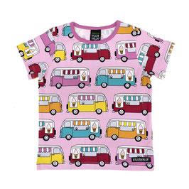 Shirt Eisbus (petunia) von VillerValla