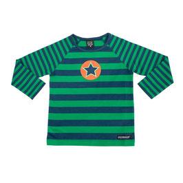 T-Shirt LS palm/marine von VillerValla
