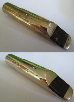 Aufbereitung für Metallmundstücke