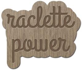 RACLETTE POWER PATOIS SAVOYARD