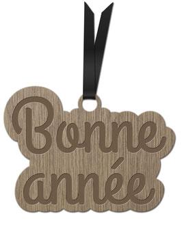 BONNE ANNÉE LES PETITS MOTS DÉCORATION À ACCROCHER
