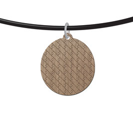 HEGOA GRAPHIQUE COLLIER