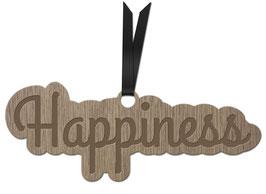 HAPPINESS LES PETITS MOTS DÉCORATION À ACCROCHER