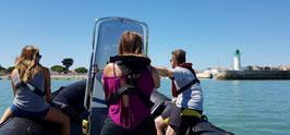 Permis bateau : côtier ou fluvial
