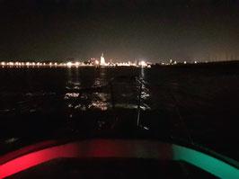 Formation complémentaire et navigation de nuit