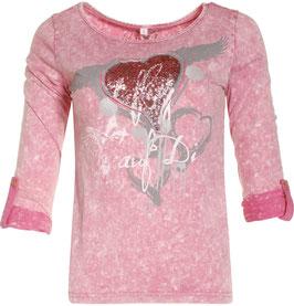 Damenshirt pink