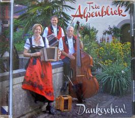 Die neue CD des Ländlertrio's Alpenblick!