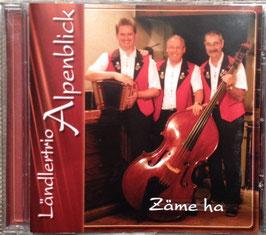 CD Ländlertrio Alpenblick