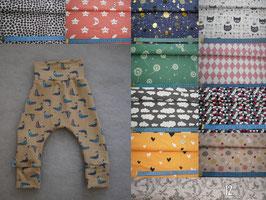 Baggypants (slim fit) - mit Deinem Wunschstoff