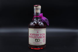 Sophie von Winzenburg - Aronia Infused GIN 0,5 L 43,5 % vol.
