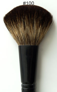 Brush 100, 200 Puderpinsel
