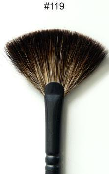 Brush 119, 113 Fächerpinsel Applikator