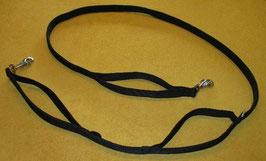 Umhängeleine, 20mm breit, vierlagig