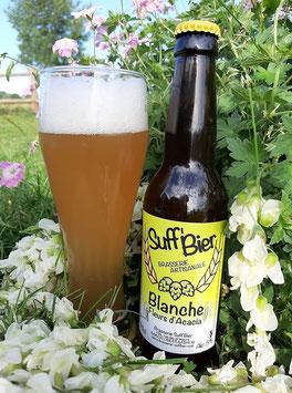 Bière Blanche à la Fleur d'Acacia