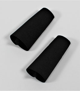 1 Paar Schnallenschoner aus Elastan