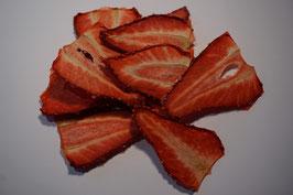 Erdbeeren-Chips
