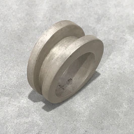 PARTS OF FOUR : Chazm Ring V2 (Narrow, DA) US SIZE=10