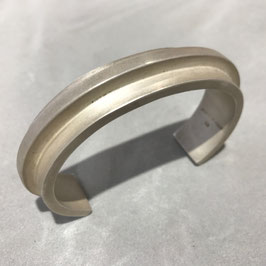 PARTS OF FOUR : Ultra Reduction Ridge Bracelet (15mm, AS) US SIZE=XS