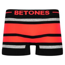 BETONES : BREATH BLACK Col.SALMON PINK