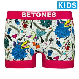 BETONES : [KIDS] HOWLING Col.PINK