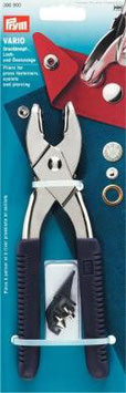 Vario-Zange mit Lochwerkzeugen
