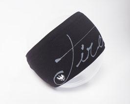 """Jersey Stirnband """"Tirol"""", schwarz"""
