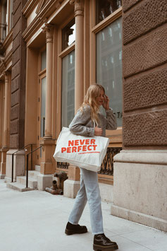 Never Perfect #alwaysawesome